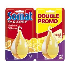 Indaplovių gaiviklis Somat Lemon&Orange, 2 vnt.