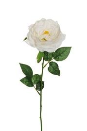 Artificial Flower Rose White 53 cm 80-354990
