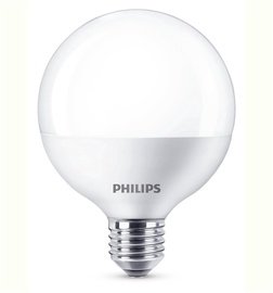 LED lempa Philips G30, 13.5W, E27, 2700K, 1521lm