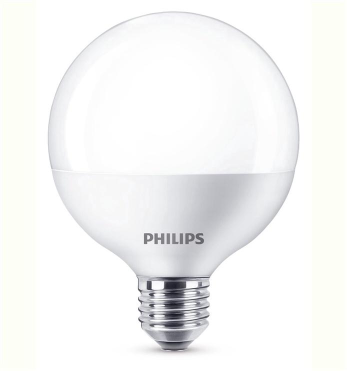 LED spuldze Philips Glob 13.5W E27 FR WW