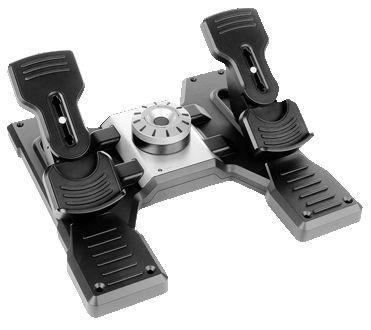 Джойстик Logitech Saitek Pro Flight Rudder Pedals