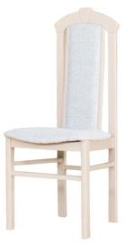 Ēdamistabas krēsls Bodzio K70 Latte/Grey S6, 1 gab.