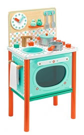 Djeco Role Play Léo's Cooker DJ06626