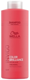 Wella Invigo Color Brilliance Vibrant Color Conditioner For Fine And Normal Hair 1000ml