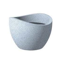 Scheurich Flower Pot D50x37.1cm Grey