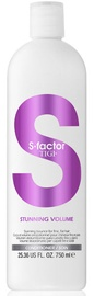 Tigi S Factor Stunning Volume Conditioner 750ml