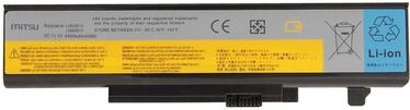 Mitsu Battery For Lenovo IdeaPad Y450/Y550 4400mAh