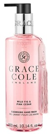 Šķidrās ziepes Grace Cole Wild Fig & Pink Cedar, 300 ml