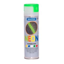 Märkeaerosool Neon roheline 500ml