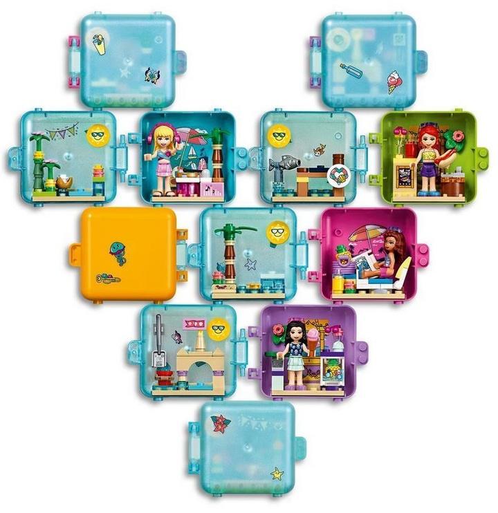 Конструктор LEGO® Friends 41410 Летняя игровая шкатулка Андреа