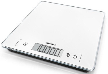 Soehnle Electronic Kitchen Scales Page Comfort 400 White