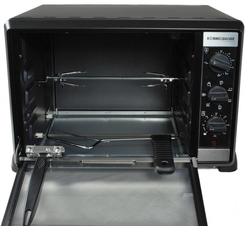 Elektrinė krosnelė Rommelsbacher BG 1550