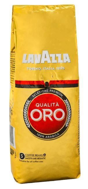Lavazza Qualita Oro Coffee Beans 250g