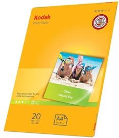 Fotopaber Kodak Photo Paper Gloss A4 180g 20sh