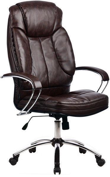 Офисный стул MN LK-12, коричневый