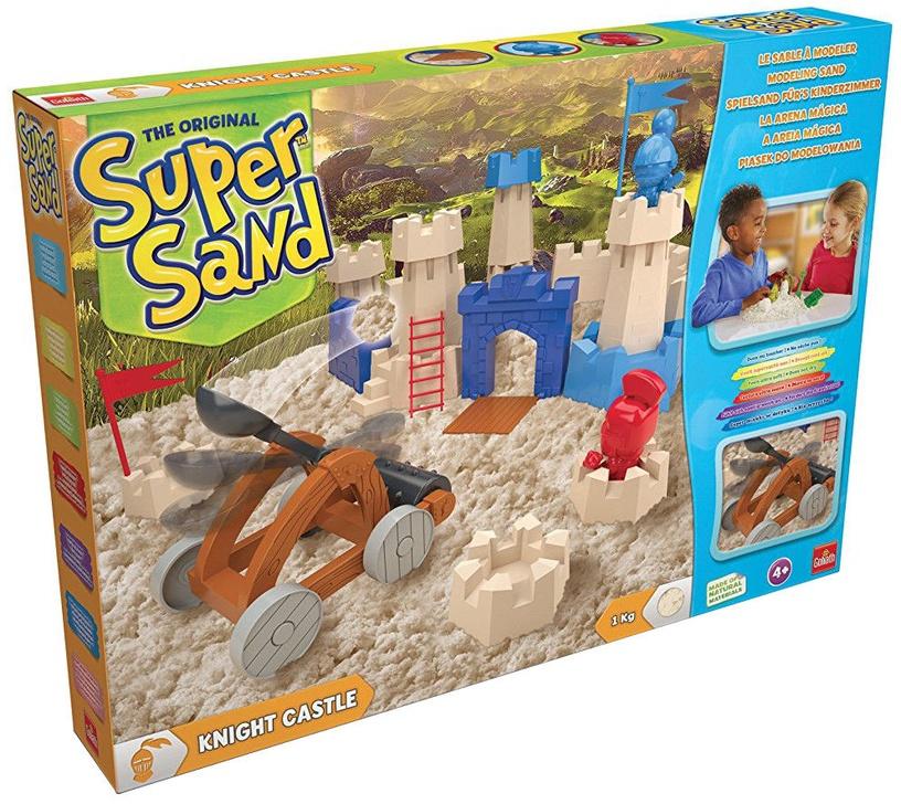 Goliath Super Sand Knight Castle 83292