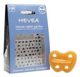 Hevea Car Anatomical Pacifier 3-36m