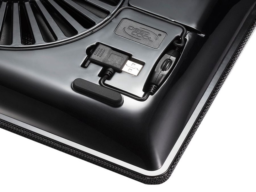 Deepcool Notebook Cooler N1 Black