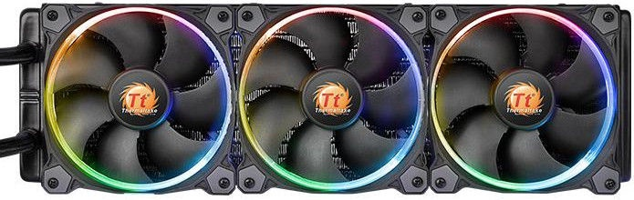 Thermaltake Water 3.0 Riing RGB 360 CPU watercooling
