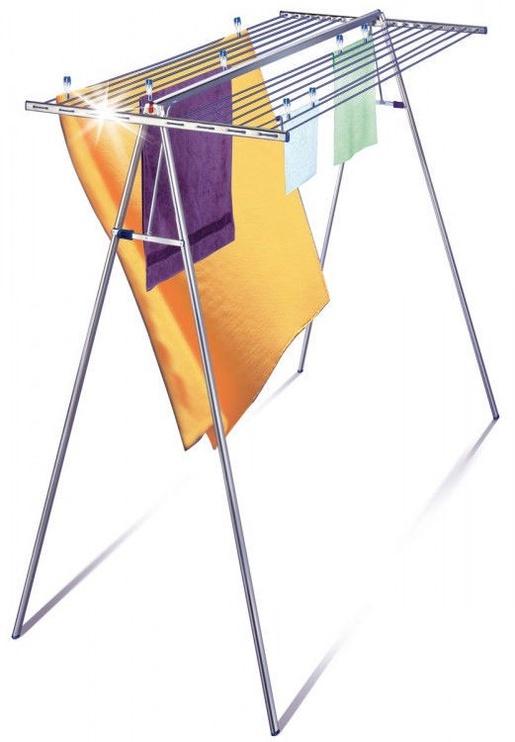 Leifheit Tall Drying Rack Linomaxx 320 Aluminium