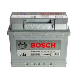 Aku Bosch S5, 12 V, 63 Ah, 610 A