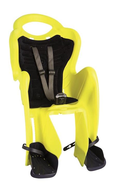 Galinė vaikiška dviračio kėdutė Bellelli Mr Fox Hi Wiz