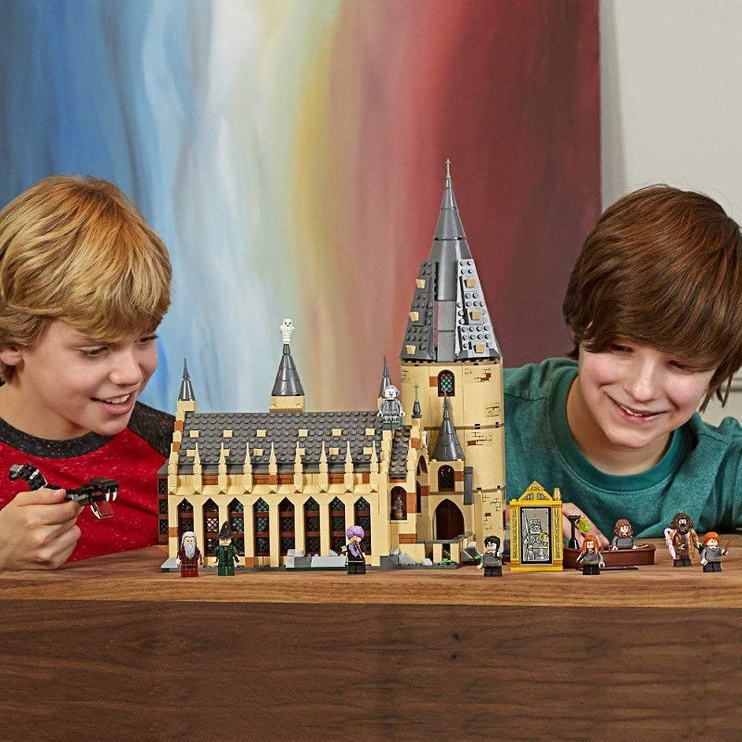 Konstruktorius LEGO Harry Potter Hogwarts Great Hall 75954