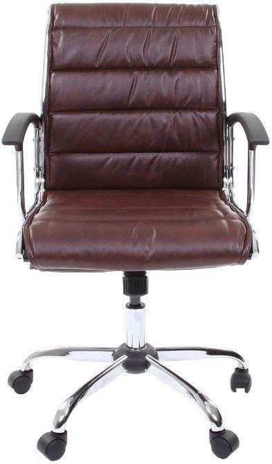 Офисный стул Chairman Executive 760M, коричневый
