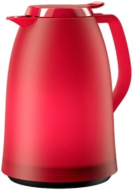 Emsa Mambo 1,5L Transparent Red