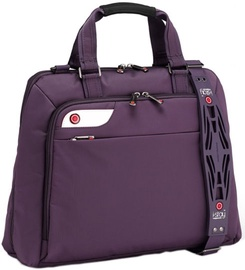 I-Stay Ladies Notebook Bag 15.6'' Purple