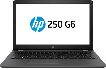 HP 250 G6 Black i3 4/256GB DVD W10H PL