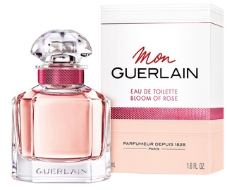 Tualettvesi Guerlain Mon Guerlain Bloom of Rose, 50 ml EDT