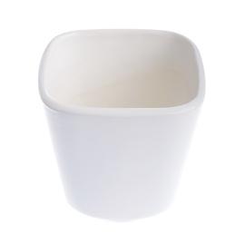 SN Flower Pot Dobilas Ø12cm White
