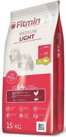 Fitmin Medium Light Dog Food Poultry 15kg