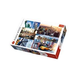 Trefl Puzzle New York Collage 4000pcs 45006