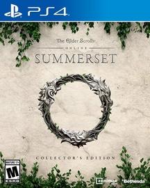 Elder Scrolls Online: Summerset Collector's Edition PS4