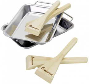 Landmann 13711 Grilling Mini-Pan Set