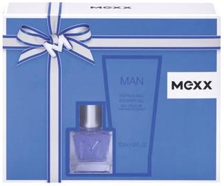 Tualettvesi Mexx Man 30 ml EDT + 50 ml Dušigeel