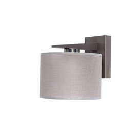 LAMPA SIENAS DOVE GRAY 1760 60W E27 (TK LIGHTING)