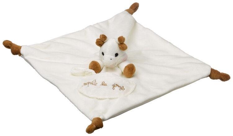 Vulli Sophie La Girafe Comforter With Soother Holder 260133