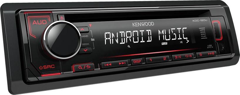 Kenwood KDC-120U Red