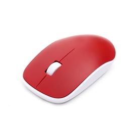 Bevielė kompiuterio pėlė Omega OM-420 Raudona