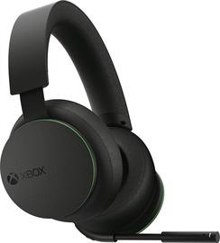Игровые наушники Microsoft Xbox Wireless Headset, черный