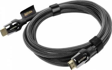 Accura Cable HDMI to HDMI Black 5m