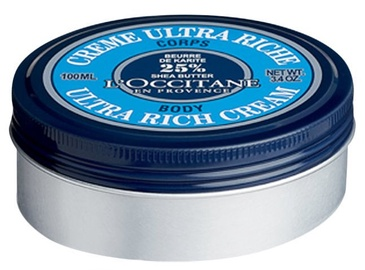 L´Occitane Shea Butter Ultra Rich Body Cream 100ml