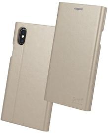 Beeyo Grande Book Case For Apple iPhone 7 Plus/8 Plus Gold