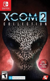 XCOM 2 Collection incl. War of the Chosen Expansion & 4 DLC SWITCH