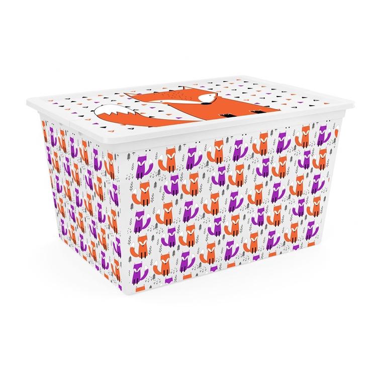 KASTE UZGLAB.C-BOX HIPST.XL 50L 8418000 (KIS)