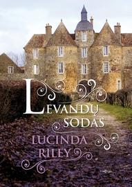Knyga Levandų sodas