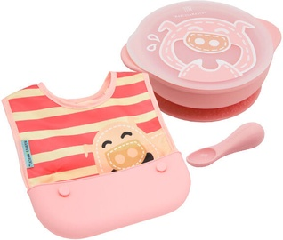 Marcus & Marcus Toddler Self Feeding Set Pokey